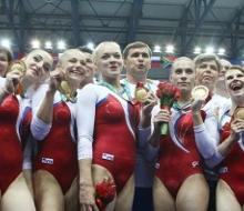 Россия в первый день универсиады завоевала 17 наград