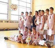 Баскетбольная команда Нижнекамска победила Кубок Татарстана