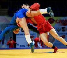 В Казани самбисты провели турнир памяти Накипа Мадьярова