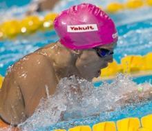 В Казань прибыл флаг чемпионата мира по водным видам спорта