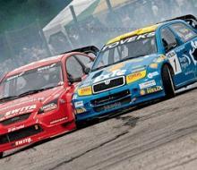 На Чемпионате Европы по ралли-кроссу Татарстан представили 4 автогонщика