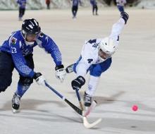 В октябре стартует Кубок мира по хоккею с мячом