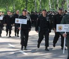 200 профессиональных наркополицейских состязались по троеборью