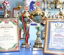 Молодёжная команда «КАМАЗа» взяла «серебро» и «золото»