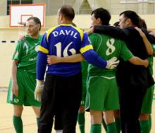 Соревнования по мини-футболу за Кубок Казани