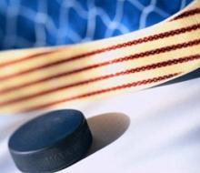 В Альметьевске сыграли в хоккей