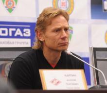 Карпин: «Вместо того чтобы играть в футбол, ввязались в сражение»
