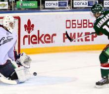 «Ак Барс» в драматичном матче сравнял счет в серии против «Сибири»