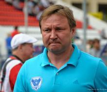 Калитвинцев: «Слава богу, судья не добавил 10 минут, а то пропустили бы еще мяче