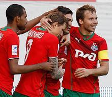 «Локомотив» обыграл «Крылья» и вырвался в лидеры чемпионата