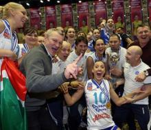 «Динамо-Казань» выиграло Лигу чемпионов