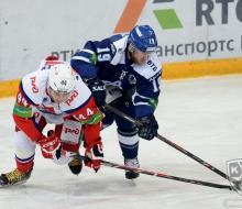Действующий чемпион КХЛ в лице «Динамо» вылетел из Кубка Гагарина