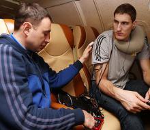 Михайлов проходит обследование в итальянской клинике