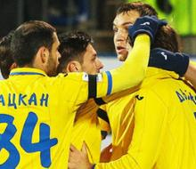 «Ростов» за две минуты отыграл два мяча у «Амкара»