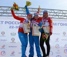 Скобелев и Иванова стали лучшими в первых лыжных гонках чемпионата России