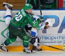 «Барыс» находится в шаге от вылета из Кубка Гагарина
