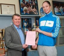 Гамова остается в Казани еще на один сезон