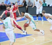 УНИКС победил «Црвену Звезду» с нужным счетом и вышел в финал Еврокубка