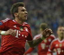 «Бавария» оправдала статус фаворита и прошла «Манчестер Юнайтед» в 1/4 ЛЧ