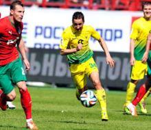 В чемпионате России по футболу произошла смена лидера