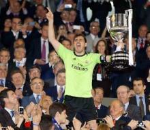 «Реал» обыграл «Барселону» в финале Кубка Испании