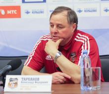 Тарханов: «Игра была боевой»