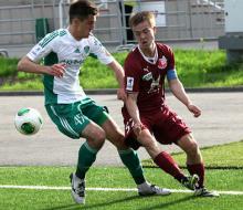 Молодежка «Рубина» завершила сезон на 12-ом месте