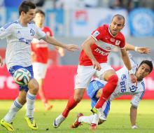 «Спартак» обыграл «Динамо», но не попал в Лигу Европы