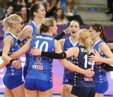 Волейболистки «Динамо-Казани» стали чемпионками России
