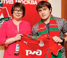Касаев подписал контракт с «Локомотивом» и не вернется в «Рубин»