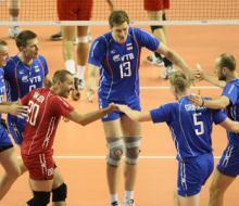 Россия вышла в финал Мировой Лиги