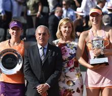 Шарапова стала чемпионкой «Ролан Гаррос»