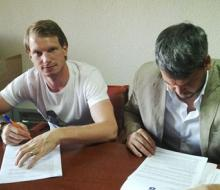 Арлаускис на правах свободного агента покинул «Рубин»