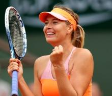 Шарапова стала самой богатой спортсменкой по итогам 12-ти месяцев