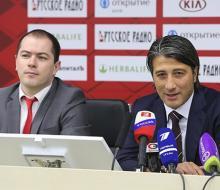 Якин официально стал главным тренером «Спартака»