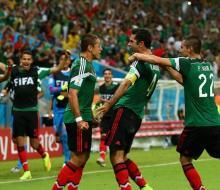 Мексика обыгрывает Хорватию и выходит из группы на Нидерланды