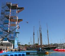 В Казани пройдут соревнования по прыжкам в воду с экстремальных высот