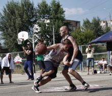 В Казани 6-го июля пройдет турнир по стритболу Red Bull King of the Rock