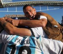 Ди Мария на 118-ой минуте принес победу Аргентине над Швейцарией в 1/8-ой ЧМ-201