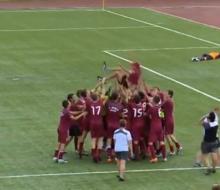 «Рубин» переиграл «Краснодар» и стал чемпионом России среди спортивных школ (U-1