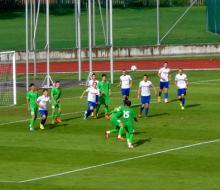 «Рубин» сыграл вничью с хорватским «Хайдуком»