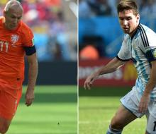 Определились стартовые составы Аргентины и Нидерландов