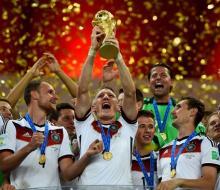 Германия стала победителем Чемпионата мира в Бразилии