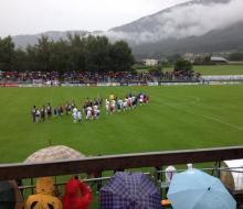 «Рубин» переиграл «Торино» в товарищеском матче