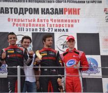 Михаил Лобода упрочил лидерство в «Формуле-России»