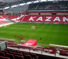 На матче открытия «Казань-Арены» ожидается аншлаг