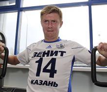 Абросимов: «Отрадно, что впервые за долгое время команду к сезону будет готовить