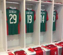 Стал известен стартовый состав «Локомотива» на матч с «Аполлоном»