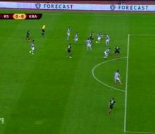 Галицкий остался недоволен судейством в матче против «Реала Сосьедада»