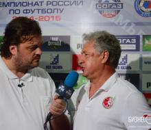 Билялетдинов: «У Девича странные особенности подготовки, не хотелось бы их вынос